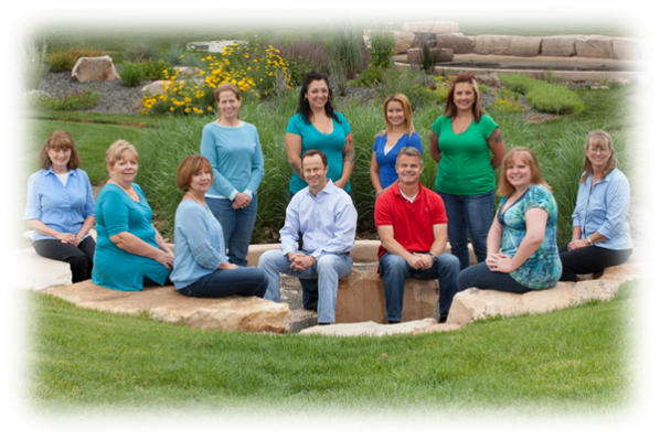 Staff and Doctors at Harmon and Davis DDS